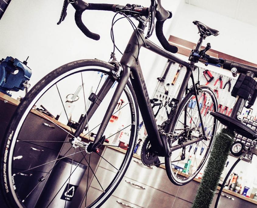 Reparatur und Inspektion bei der Fahrradschmiede in Allendorf Eder