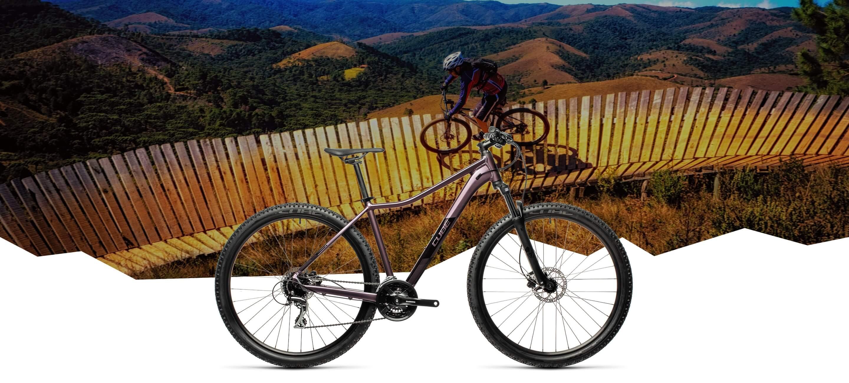 Lady Bike MTB Fully