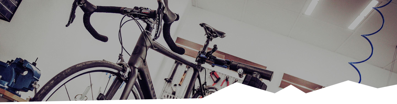 Service bei der Fahrradschmiede